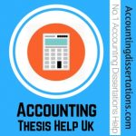 Accounting Thesis Help Uk