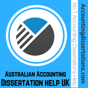 Australian Accounting Dissertation help UK