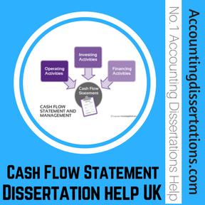 Cash Flow Statement Dissertation help UK