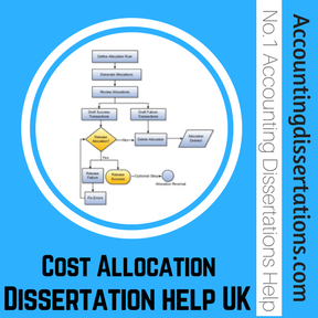 Cost Allocation Dissertation help UK