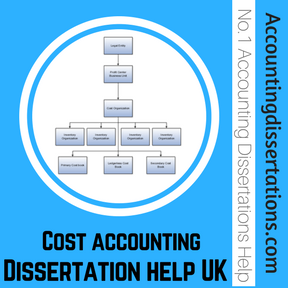 Cost accounting Dissertation help UK