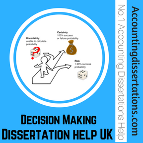 Decision Making Dissertation help UK