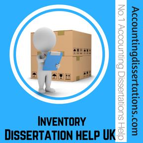 Inventory Dissertation help UK