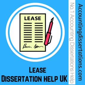 Lease Dissertation help UK