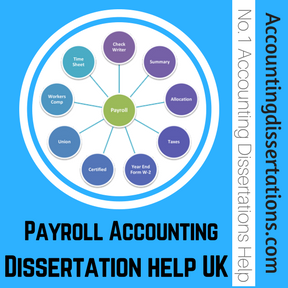 Payroll Accounting Dissertation help UK