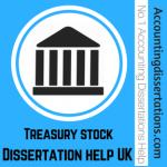 Treasurystock
