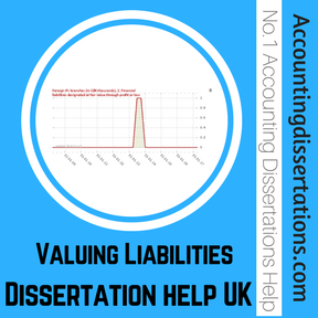 Valuing Liabilities Dissertation help UK